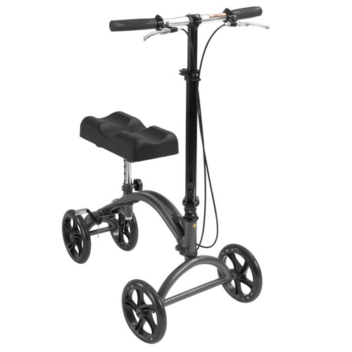 DV8 Aluminum Steerable Knee Walker Crutch Alternative