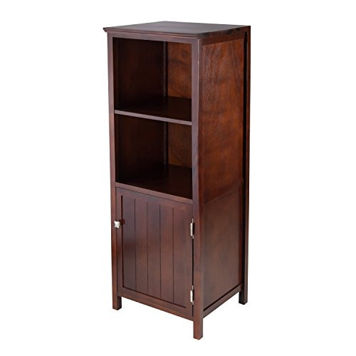 Winsome Wood Brooke Jelly Cupboard with 2 Shelves and Door