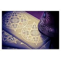 Tarots Cards Canvas Print