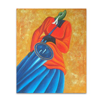 The Musician | Wall Hangings & Prints Online for Expressionist Effect