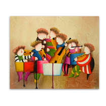 Strings | Kiddie Artworks & Interior Wall Art for Brighter Homes