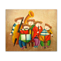 The Band | Art for Childrens Room