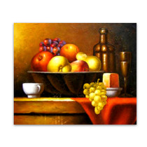 Fresh | Buy Paintings & Still Life Canvas Artwork for Dining Halls