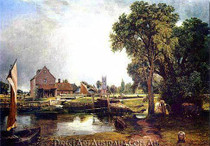 Dedham Lock and Mill