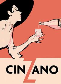 Vintage Cinzano