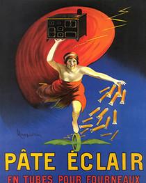 Vintage Pate Eclair 7
