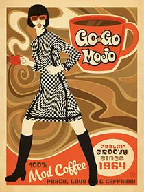 Vintage Go Go Mojo