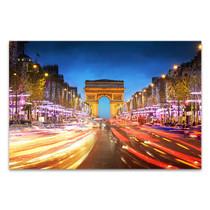 Avenue des Champs-Elysees Art Print