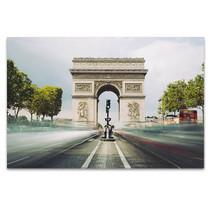 Famous Landmark in Paris Art Print