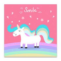 Unicorn For Kids Art Print