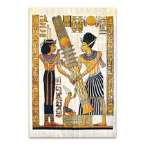 Old Egyptian Papyrus Wall Art Print