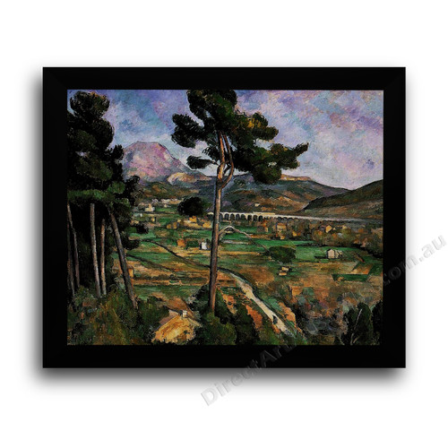 sainte victoire black personals Paintings by paul cézanne in chronological order landscape with mill,  montagne sainte-victoire and the black chateau, c1905: montagne sainte-victoire from.