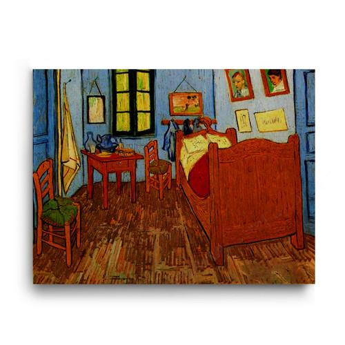 Van Gogh Bedroom In Arles: Vincent's Bedroom In Arles - Direct Art