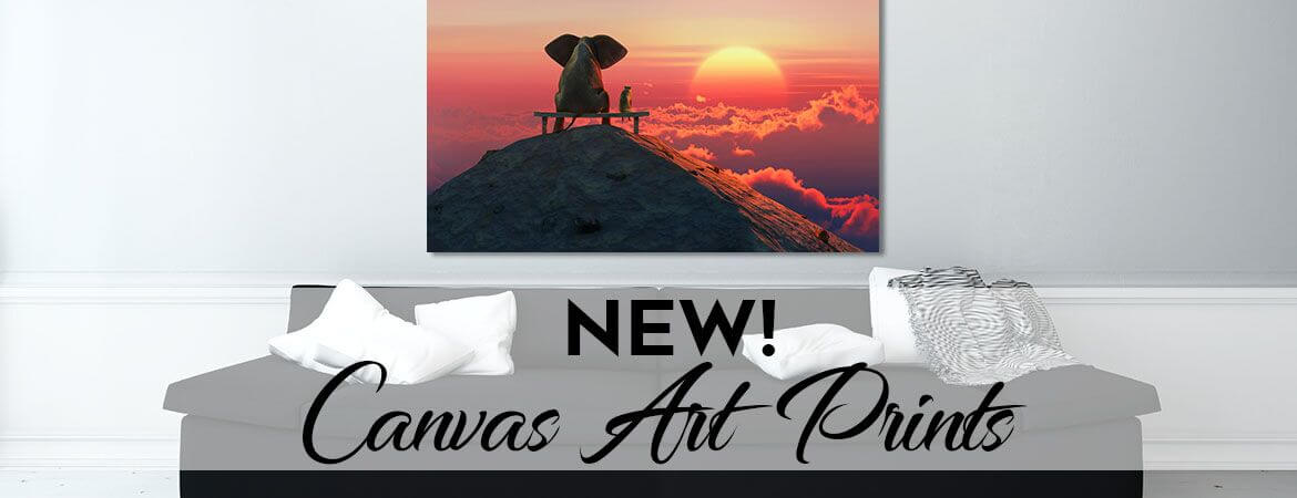 Subject Prints Canvas Wall Art