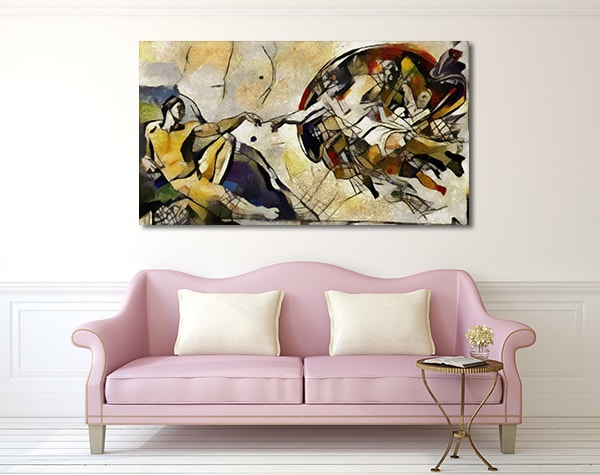 Adam Fresco Artwork