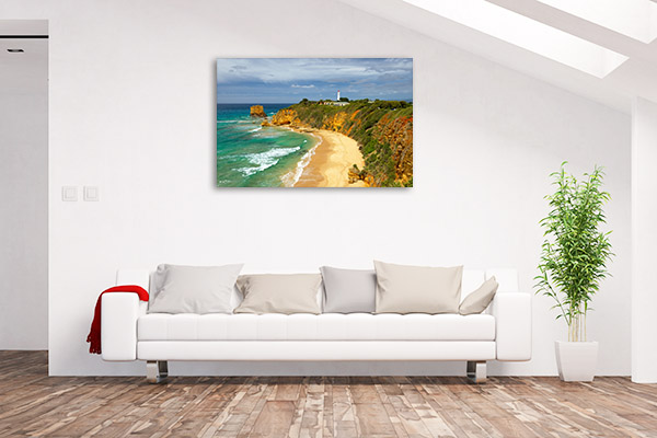 Aireys Inlet Wall Print Lighthouse Art Picture