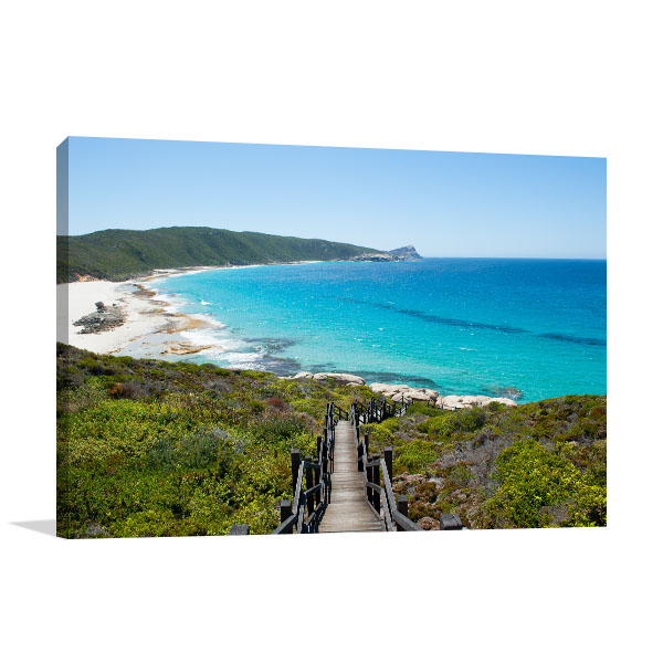 Albany Art Print Cliff Coast Scenic View Photo Wall