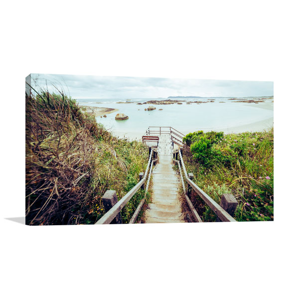 Albany Canvas Print Torndirrup National Park Wall Art