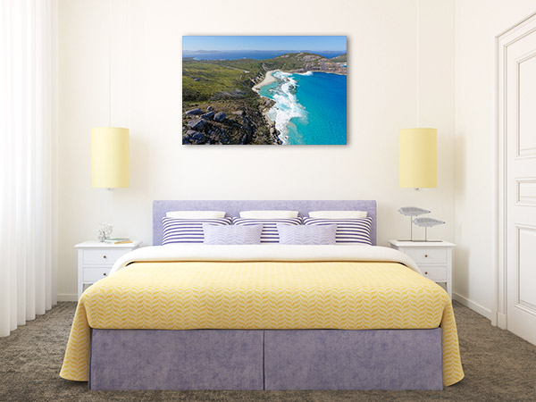 Albany Wall Art Print Isthmus Bay Canvas Photo