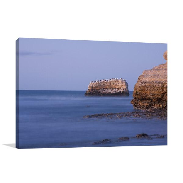 Aldinga Art Print Rocky Coastline Picture Wall