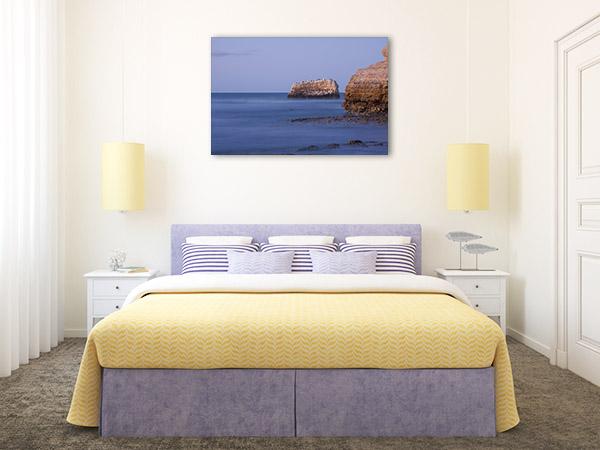 Aldinga Art Print Rocky Coastline Wall Photo