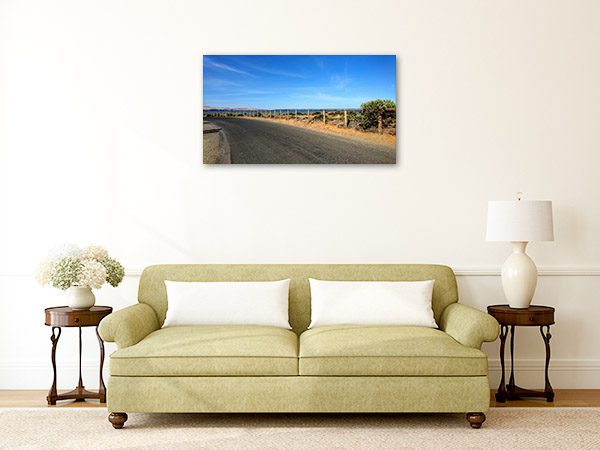 Aldinga Beach Art Print Esplanade Picture Canvas