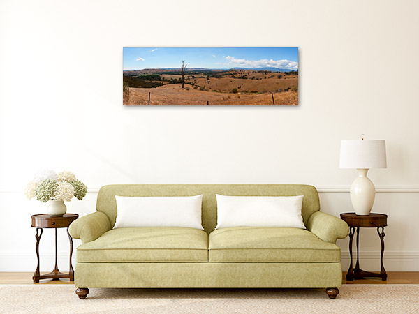 Alexandra Acheron Art Print Lookout Wall Photo
