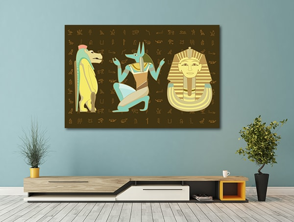 Ancient Graphics Art Prints