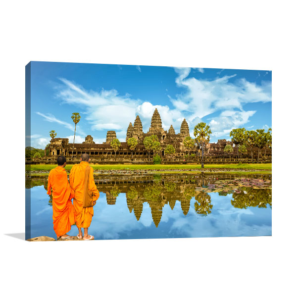 Angkor Wat Print Picture