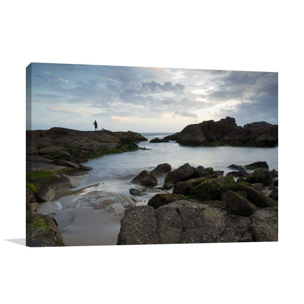 Anna Bay Art Print Rocks Wall Artwork