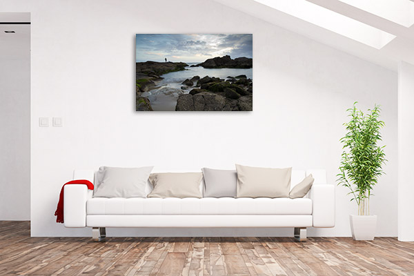 Anna Bay Art Print Rocks Artwork Wall