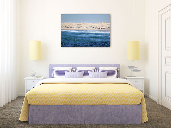 Anna Bay Canvas Print Stockton Beach Picture Wall