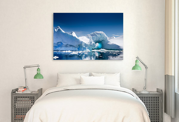 Antarctica Art Print Iceberg Photo Wall