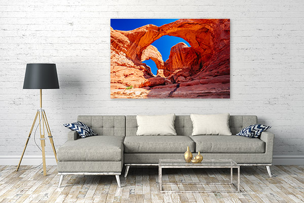 Archers Art Print National Park Wall Artwork