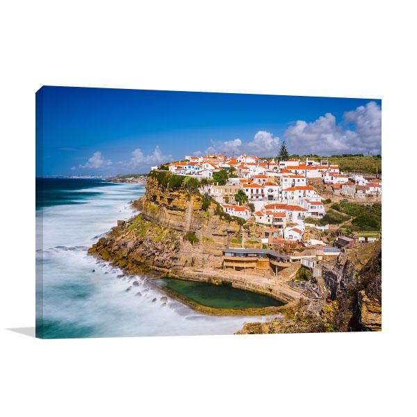 Azenhas do Mar Photo Wall Arts