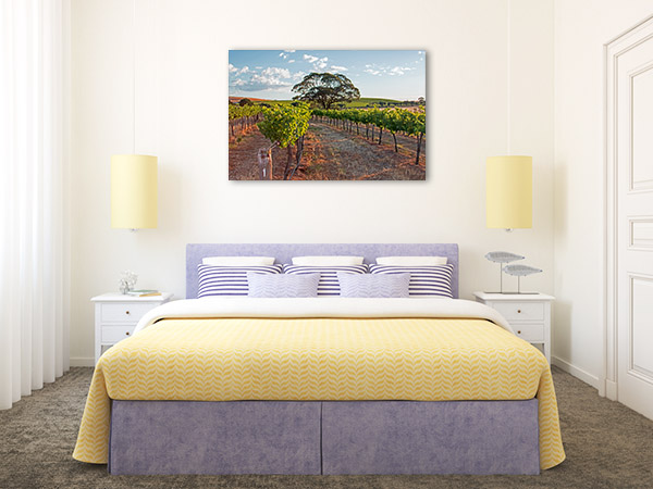 Barossa Valley Wall Print Sunrise Picture Wall