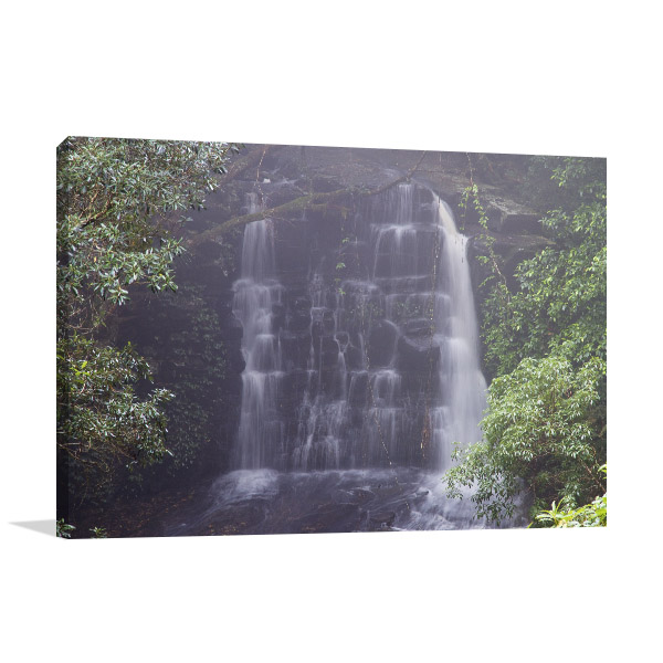 Barrington Tops National Park Art Print Jerusalem Falls Wall Photo
