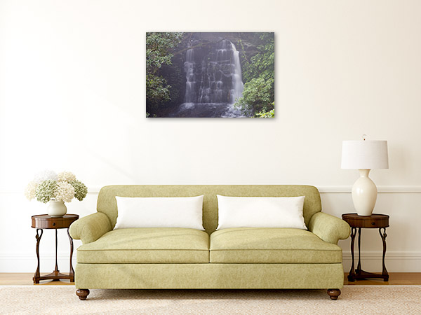Barrington Tops National Park Art Print Jerusalem Falls Picture Artwork