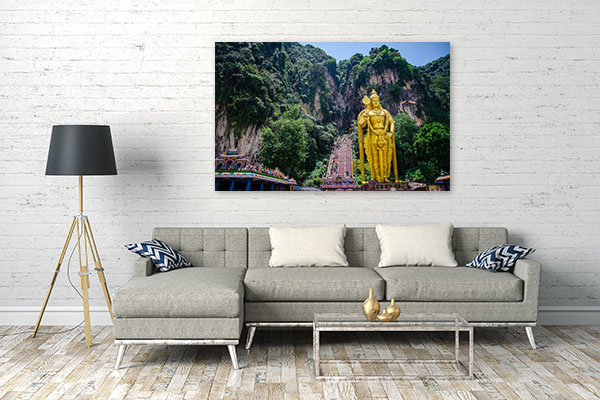 Batu Caves Print Wall Art