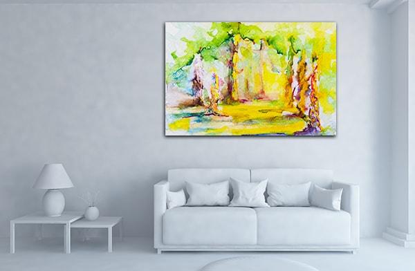 Beautiful Landscape Prints Canvas