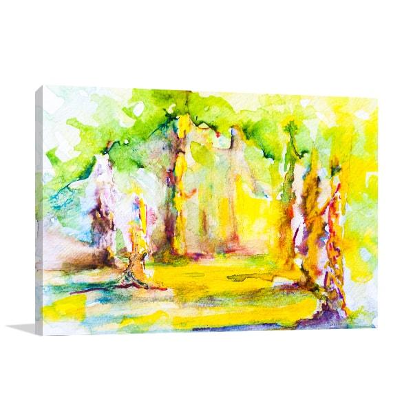 Beautiful Landscape Canvas Art Prints