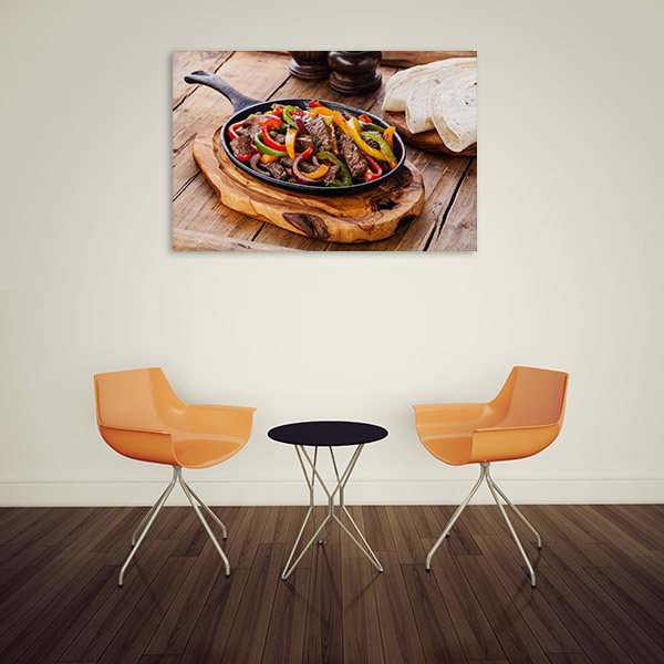 Beef Fajita Picture Artwork Photographs