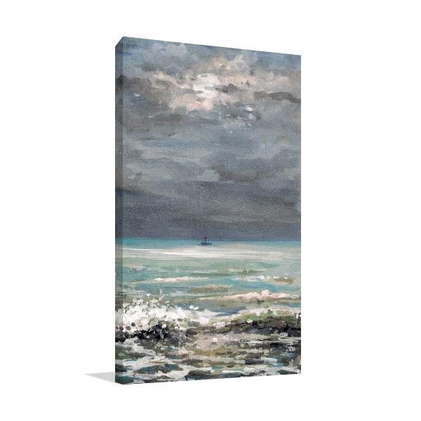 Before Storm Canvas Art Prints