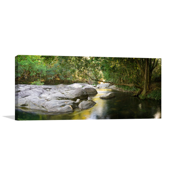 Bellingen Art Print NSW Never Never Creek Picture Wall