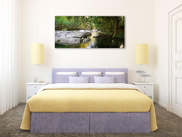 Bellingen Art Print NSW Never Never Creek Wall Picture