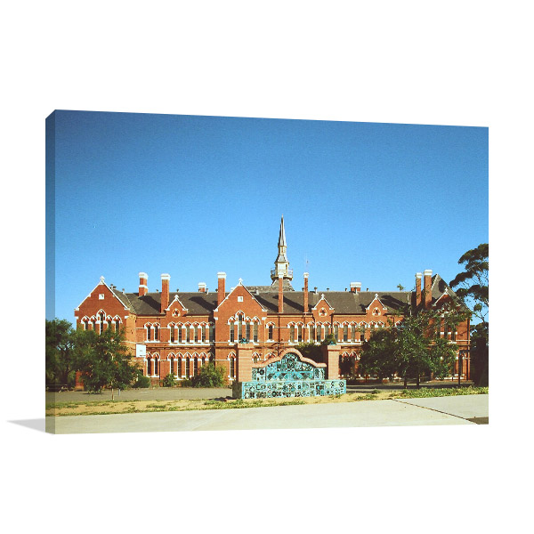 Bendigo Wall Art Photo Print