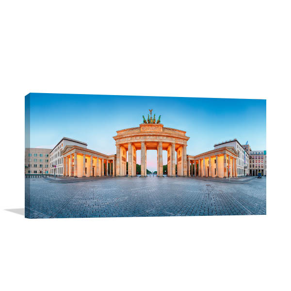 Berlin Art Print Beautiful Day Artwork Wall