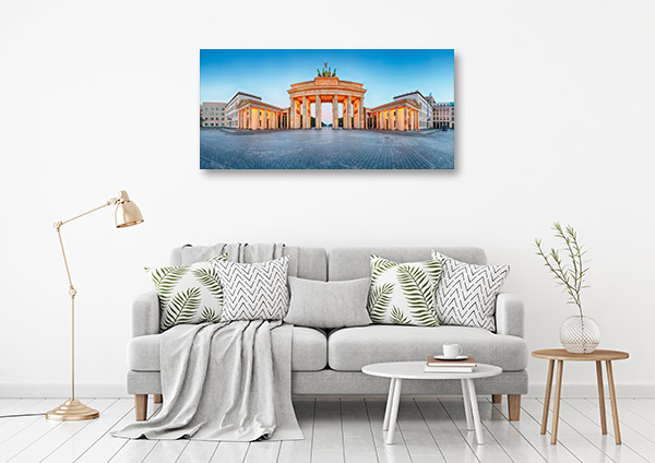 Berlin Art Print Beautiful Day Wall Artwork