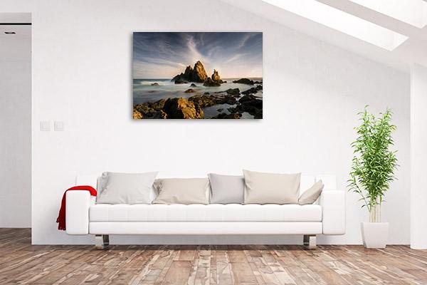 Bermagui Art Print NSW Camel Rock Wall Picture