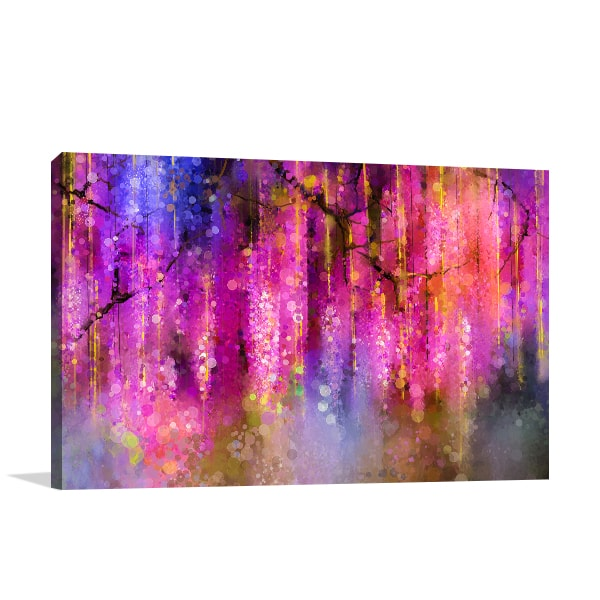 Bloosom Bokeh Art Prints